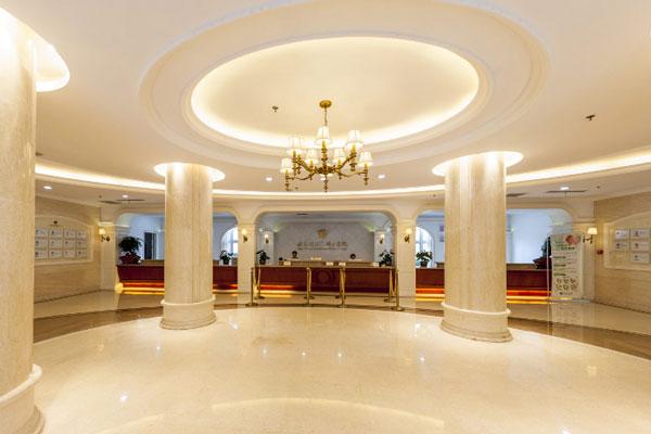 安徽省安琪儿月子会所大厅