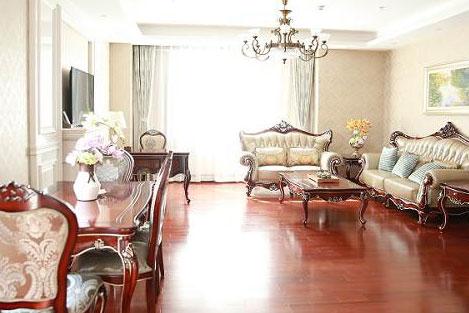 福元馨禧月子中心尊贵房间客厅