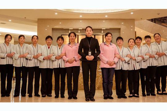 福元馨禧月子中心专业护理团队